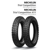 MICHELIN Trial Competition Radial X11 4.00R18 64L TL (リア用)