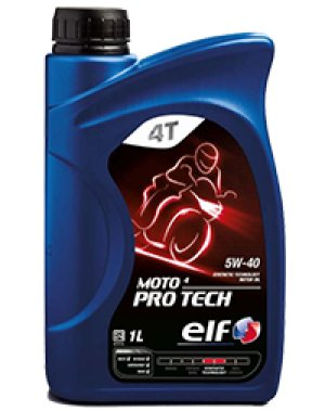 画像1: elf MOTO PRO TECH 5W-40