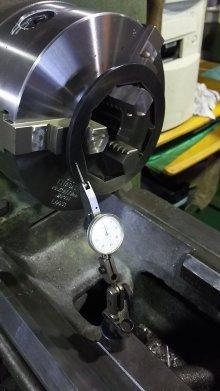 他の写真1: プレートクラッチプレッシャー 面修正