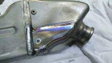 他の写真3: サイレンサー 穴開き閉塞修理&その他各種修理
